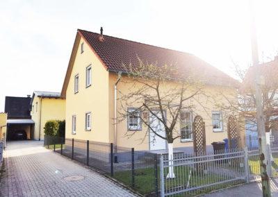 Einfamilienhaus in Rebühl, Weiden